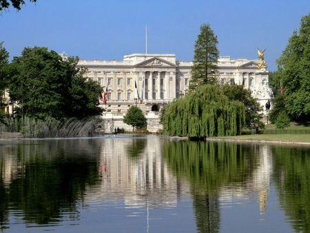 Англия лондон букингемский дворец