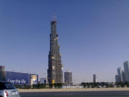 Бурдж Дубай в ОАЭ